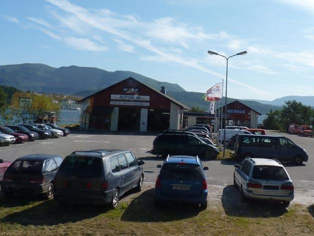 004 2013-07-26 009 E6 Bilverkstad Fauske