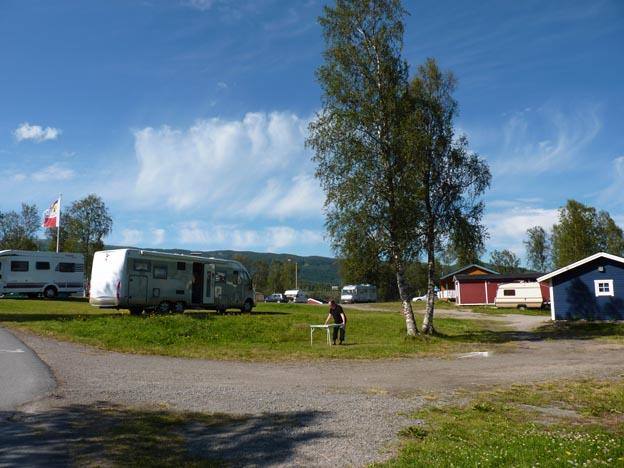 005 2013-07-25 009 E6 Ballangen Camping