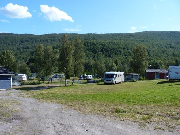 008 2013-07-25 018 E6 Ballangen Camping