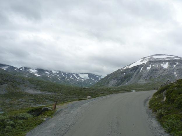 008 2013-07-31 015 Väg 258 Gamla Strynefjellsvegen