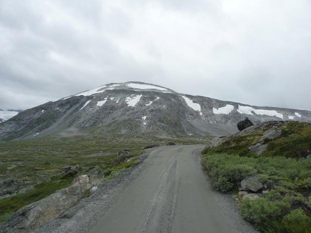 009 2013-07-31 018 Väg 258 Gamla Strynefjellsvegen
