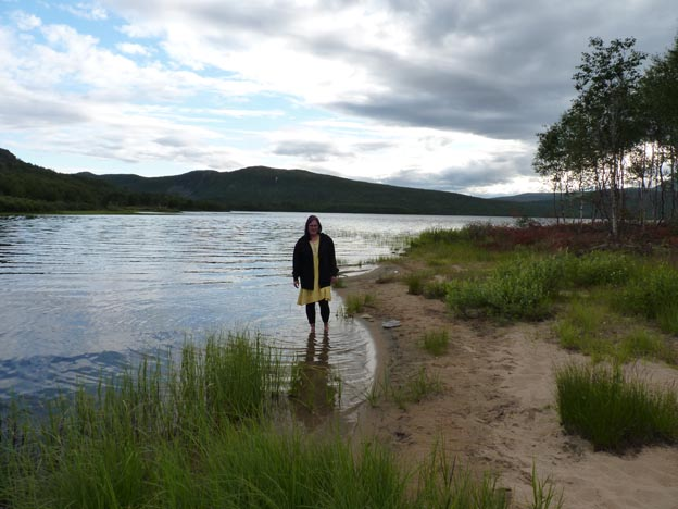 012 2013-07-18 038 Skoganvarre Camping Norge