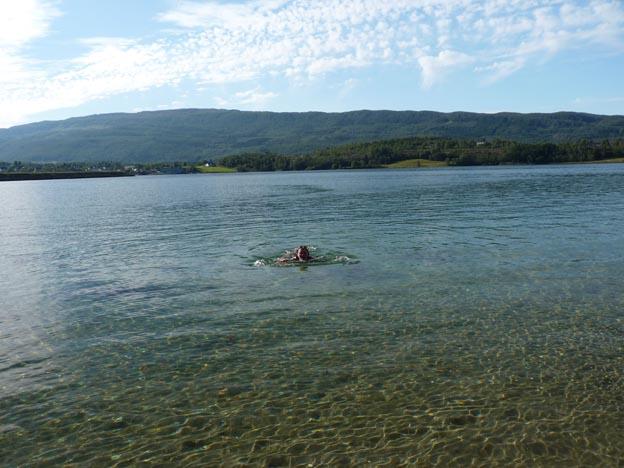 017 2013-07-25 029 E6 Ballangen Camping