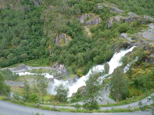 027 2013-08-01 075 Briksdalsbreen