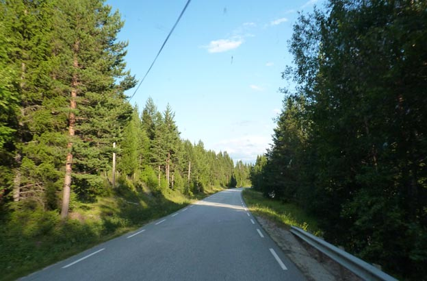 031 2013-08-02 076 Väg Väg 29 Hjerkinn-Folldal