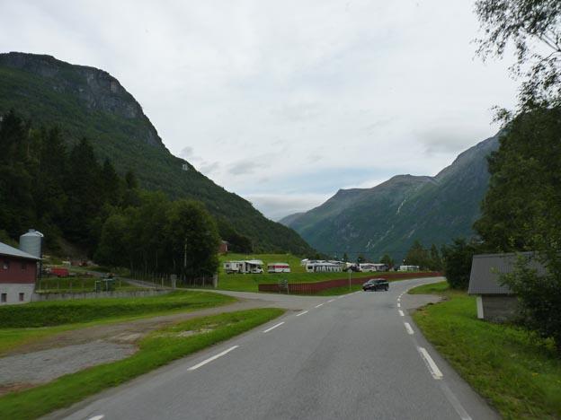 055 2013-08-02 004 Briksdal-Olden Oldevatn Camping
