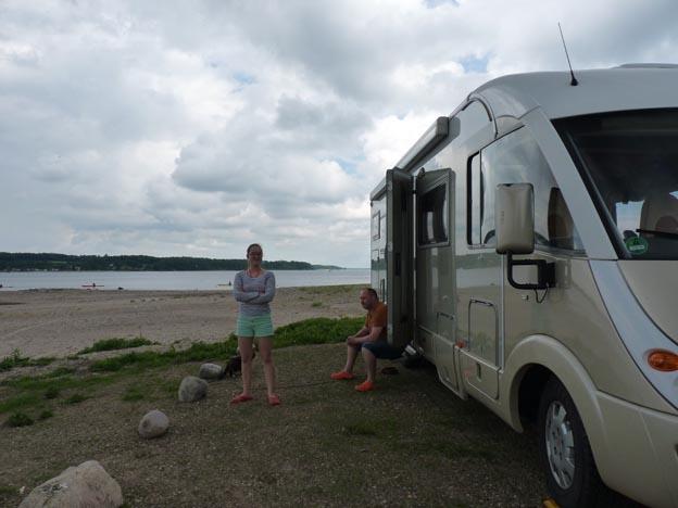 002 2014-06-28 008 Vikaer Strand Camping