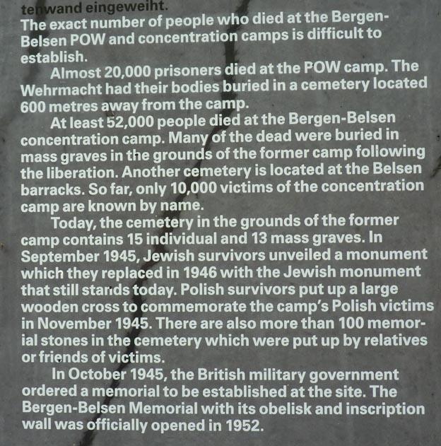 031 2014-06-30 052 Gedenkstätte Bergen-Belsen