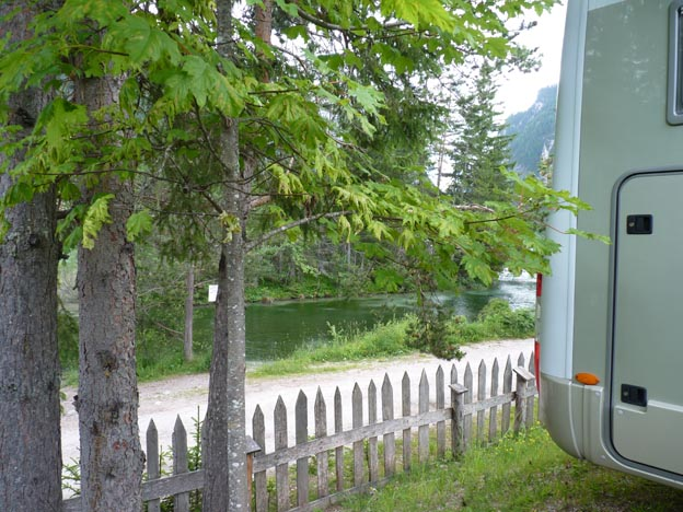 062 2014-07-05 138 Toblacher See Camping