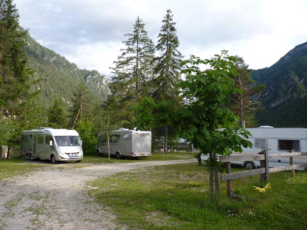 064 2014-07-05 170 Toblacher See Camping