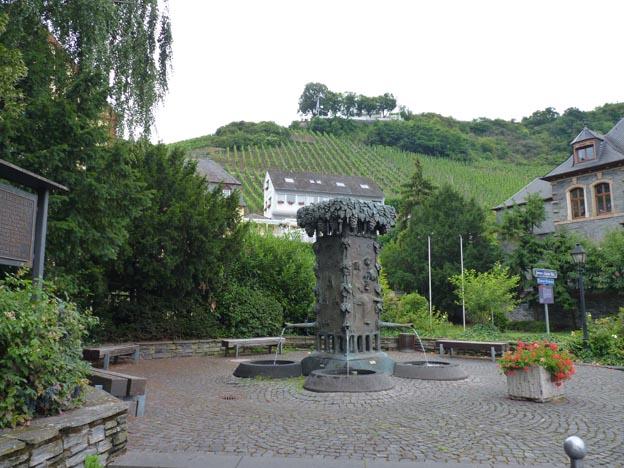 005 2014-07-13 006 Moseldalen Bernkastel Kues