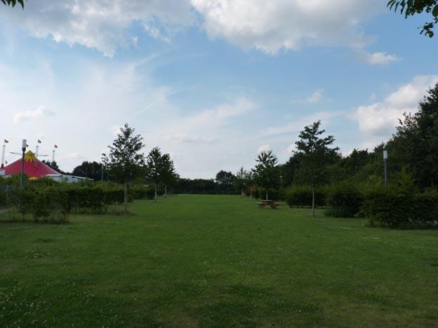 006 2014-07-14 008 Ställplats i Jülich, Brückenhof Park