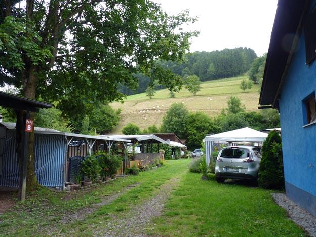 014 2014-07-10 022 Campingplatz Kinzigtal Steinach