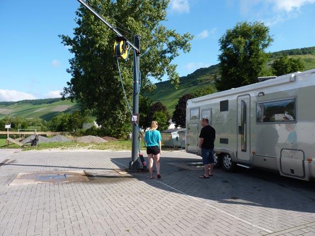023 2014-07-14 001 Moseldalen Ställplats Graach Sunpark