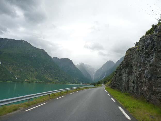 De här vyerna ser man ofta i Norge