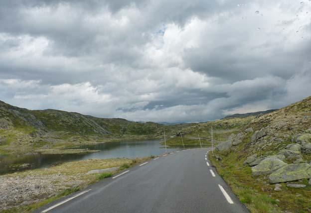 Vägen över Sogn-fjället