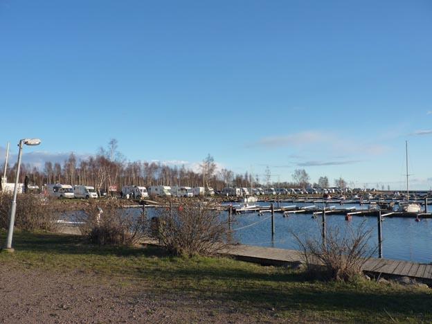 005 2015-04-04 008 Ställplats Lundåkrahamnen Landskrona
