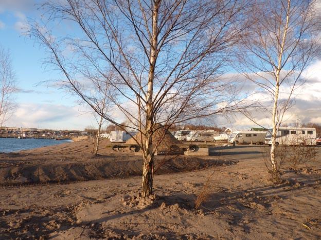 010 2015-04-04 015 Ställplats Lundåkrahamnen Landskrona