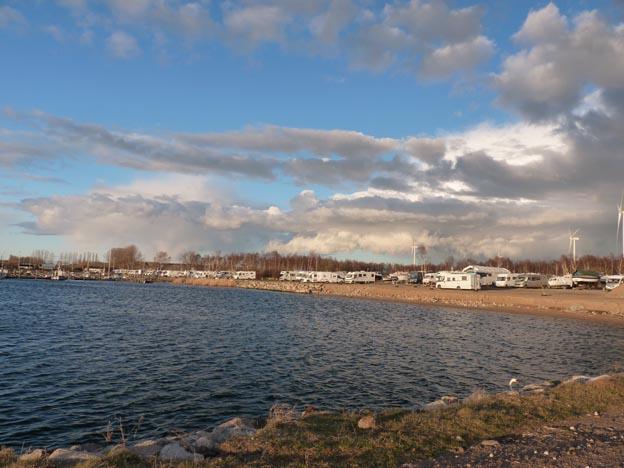 012 2015-04-04 023 Ställplats Lundåkrahamnen Landskrona