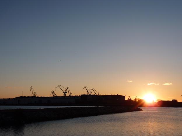 019 2015-04-04 035 Ställplats Lundåkrahamnen Landskrona