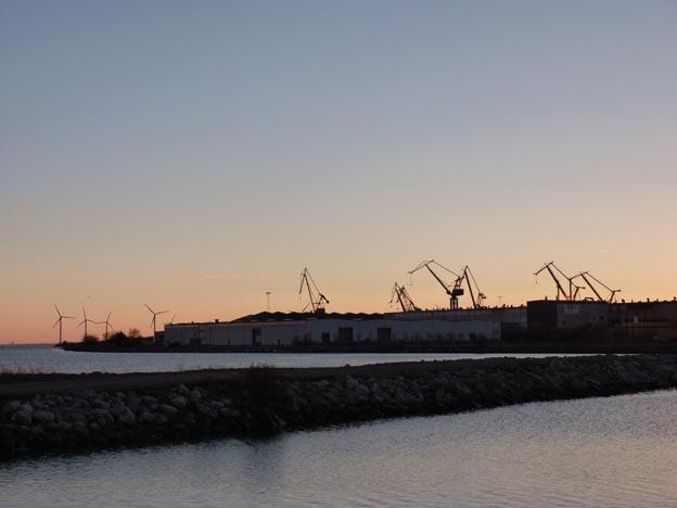 020 2015-04-04 037 Ställplats Lundåkrahamnen Landskrona