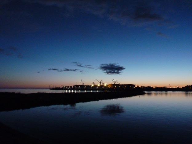 021 2015-04-04 040 Ställplats Lundåkrahamnen Landskrona