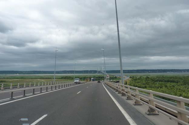 002 2015-07-17 005 Le Havre bron över Seine