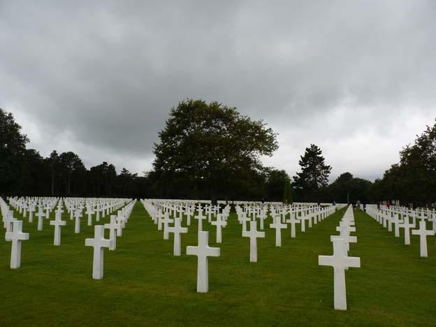 009 2015-07-19 012 Väg D514 Amerikanska krigskyrkogården