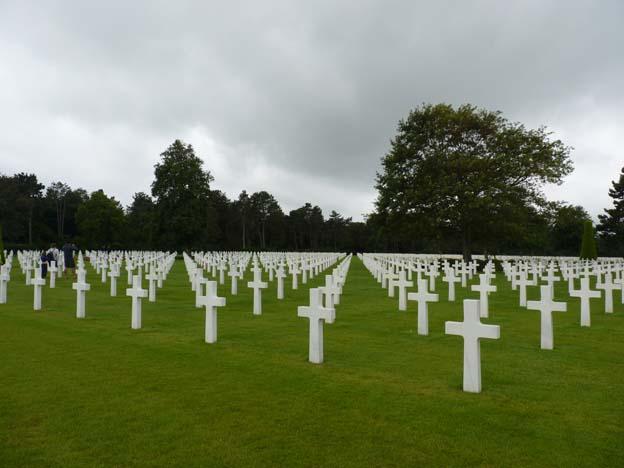 010 2015-07-19 013 Väg D514 Amerikanska krigskyrkogården