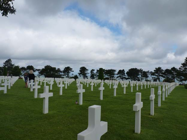011 2015-07-19 016 Väg D514 Amerikanska krigskyrkogården