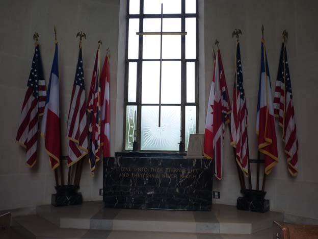 014 2015-07-19 020 Väg D514 Amerikanska krigskyrkogården
