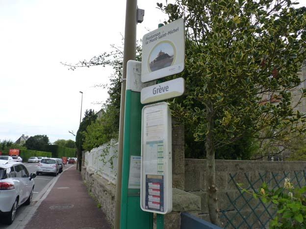 037 2015-07-19 054 Ställplats Mont-Saint-Michelle byn