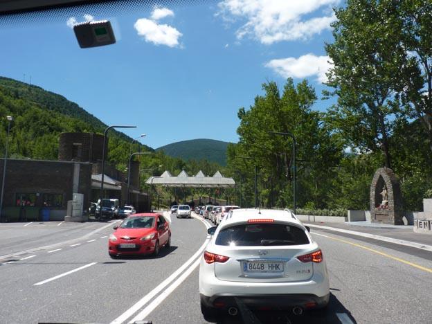 008 2016-07-24 010 Gränsen Andorra - Spanien