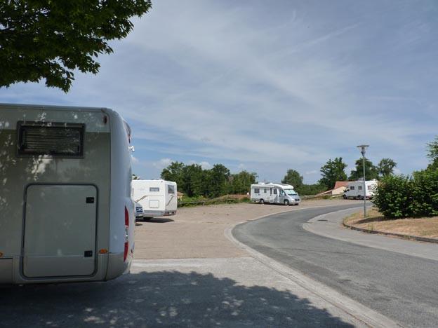 023 2016-07-22 003 Ställplats Oradour-sur-Glane
