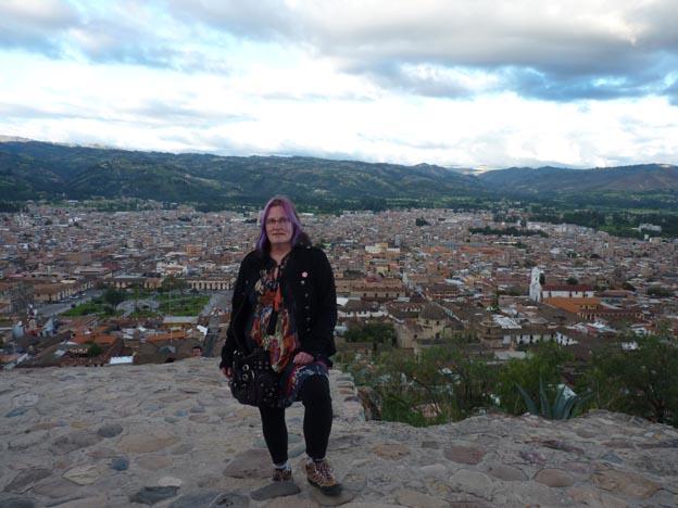 Jag och Cajamarca.